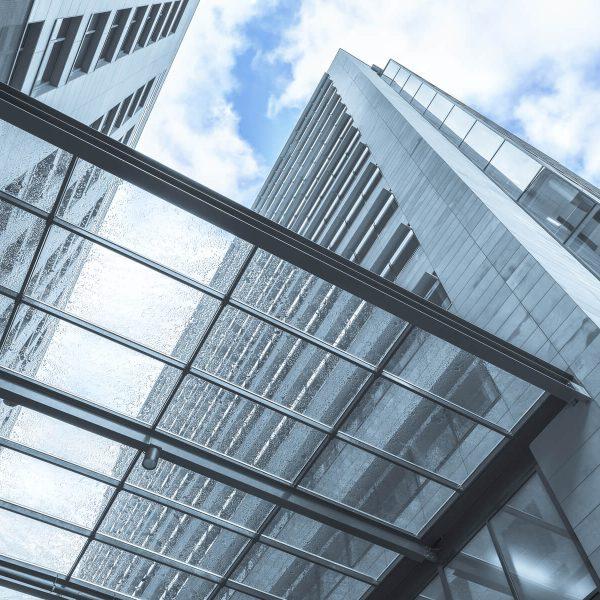 terrazza glass patio roof