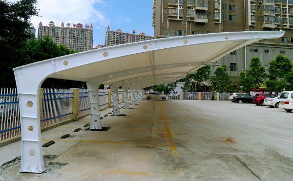 popular parking canopy